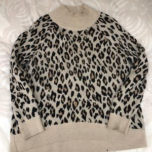 Leopard 🐆 sweater